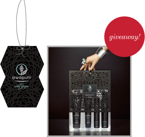 image of awapuhi wild ginger gift set giveaway