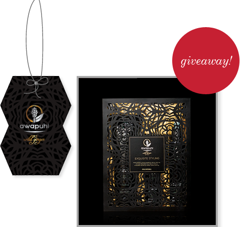 image of awapuhi mirrorsmooth holiday gift set giveaway