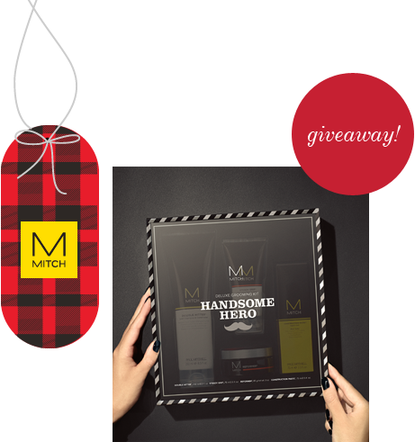 image of mitch gift set giveaway