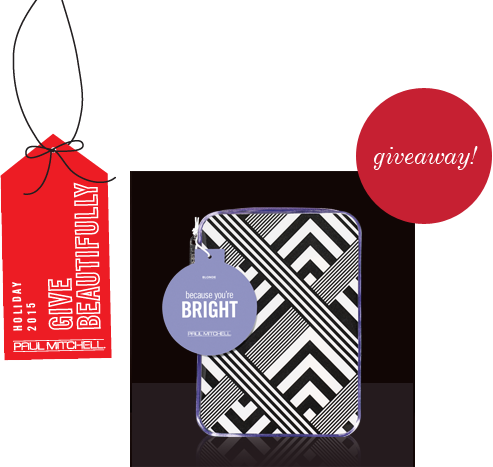image of paul mitchell gift set giveaway